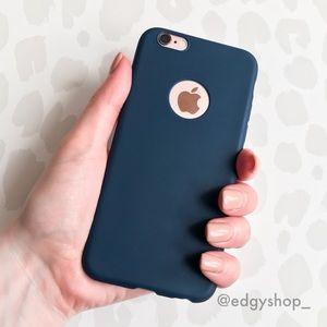 Basic Soft iPhone Case
